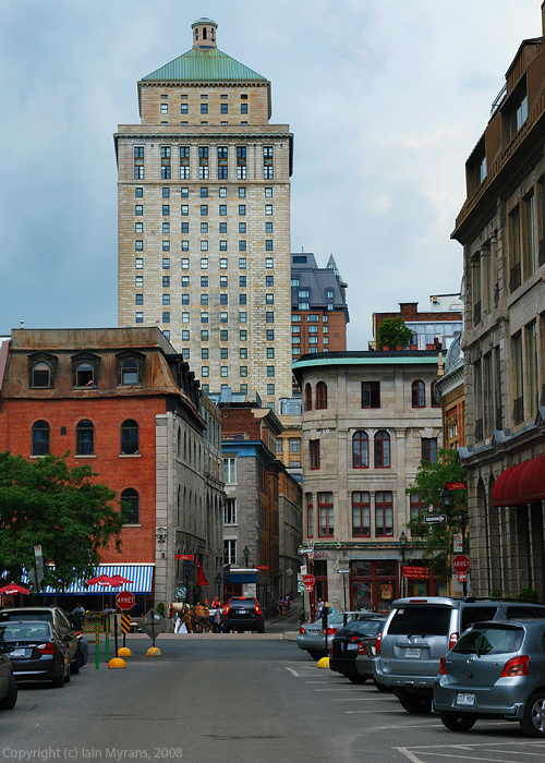 photoblog image Old Montreal