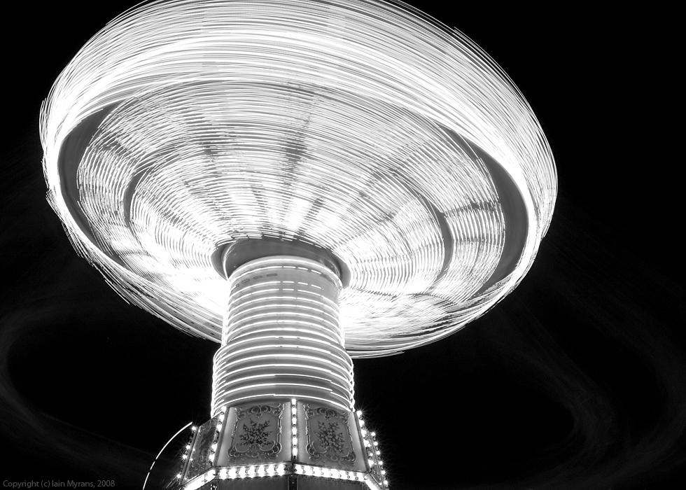 photoblog image Round and Round We Go.