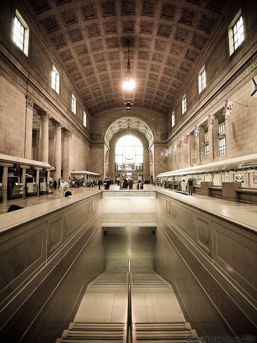 photoblog image Wide Angle in Union Station