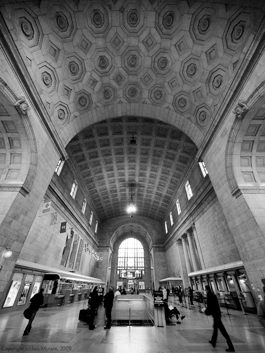 photoblog image Looking Up: Union Station, Toronto