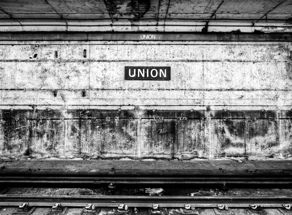 photoblog image Union Underground