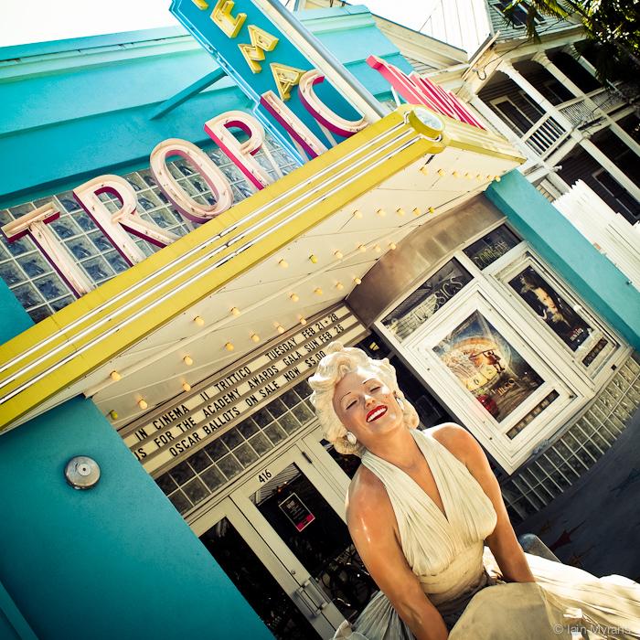 photoblog image The Tropic Cinema